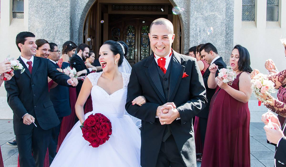 Casamento de Marcela & Bruno