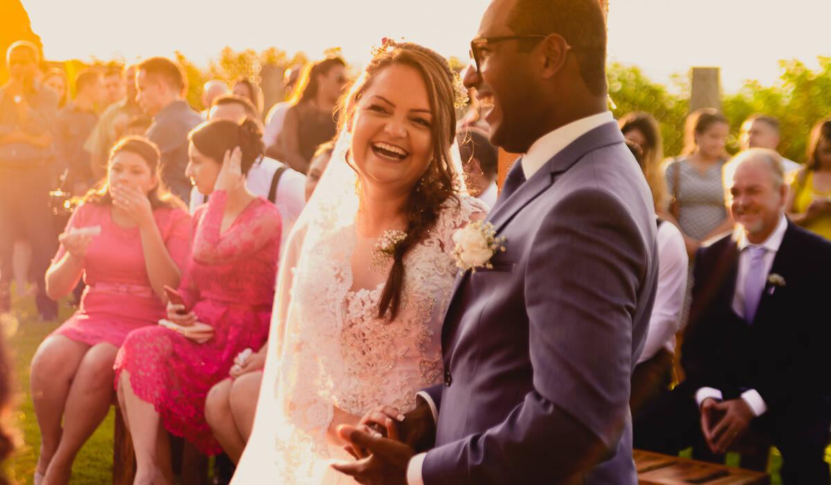 Casamento de Barbara & Lincoln