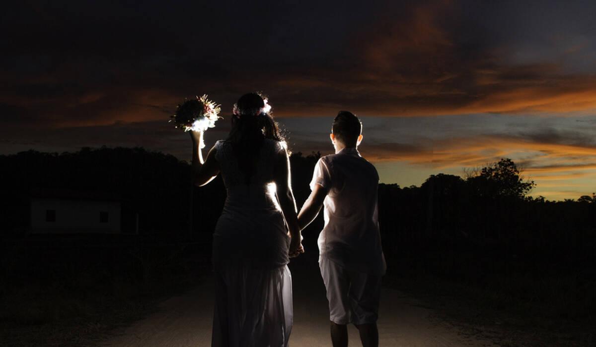 Casamento de Pâmela e Paulo