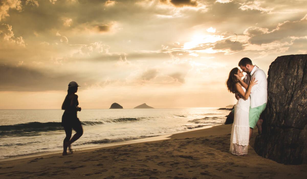 Ensaio Pré Wedding de Melissa e Raul