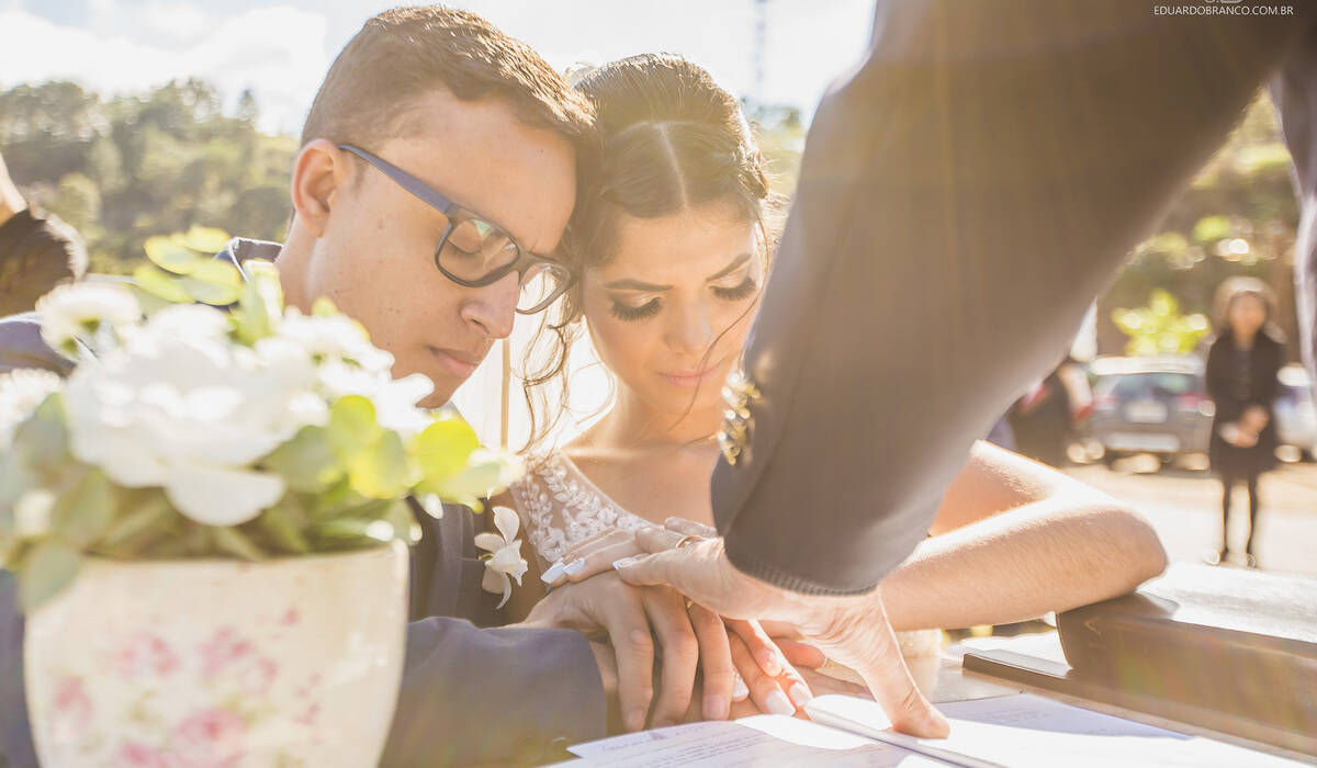 Casamento de Rebeca e Niccolas