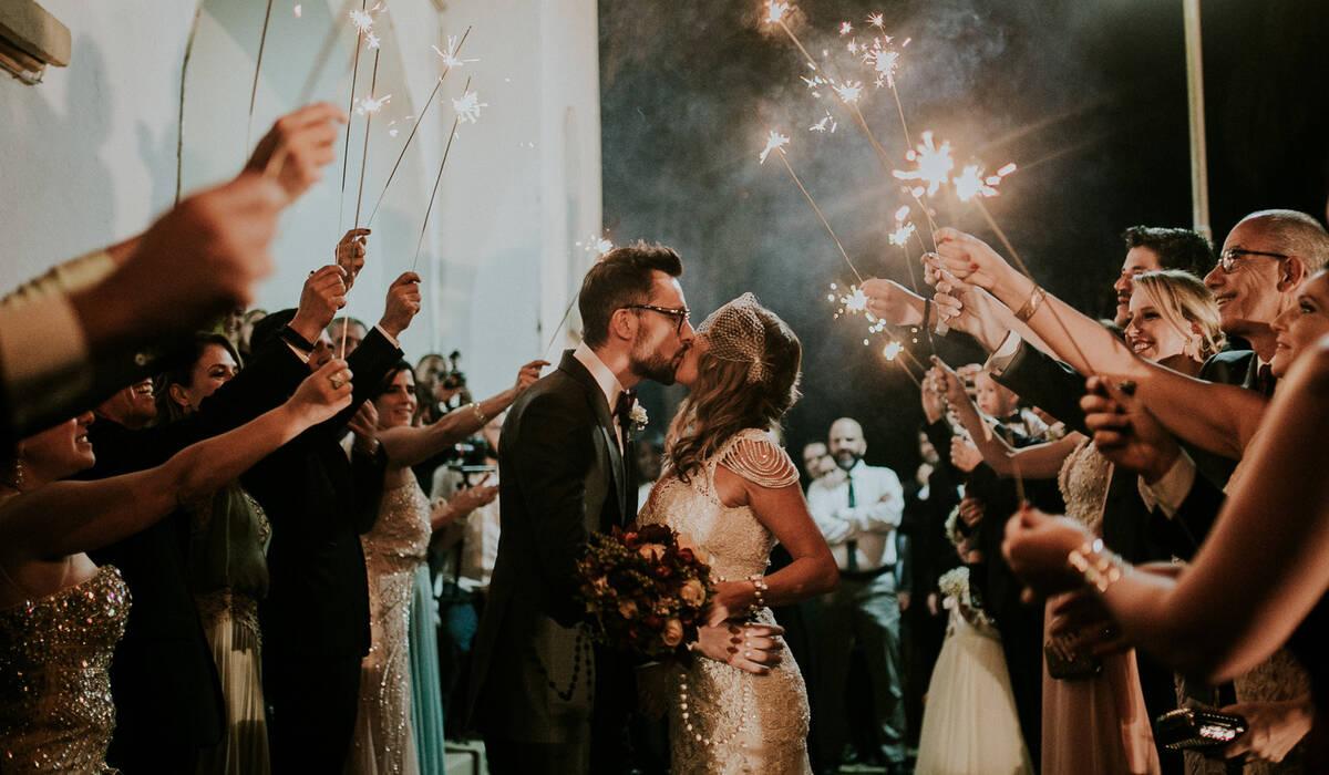 Casamentos de Flávia & Mauricio