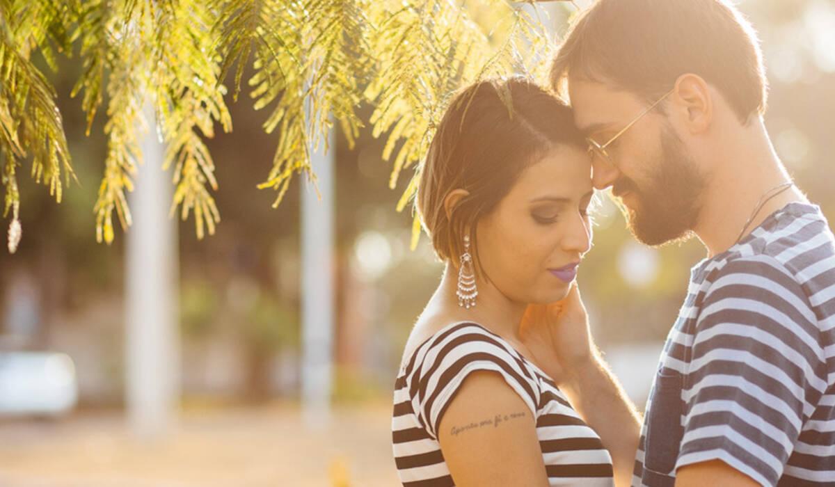 Ensaio de Marcella e Eduardo