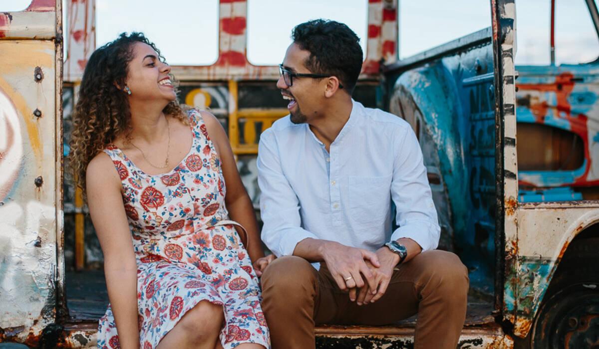 Ensaio de Barbara e Felipe