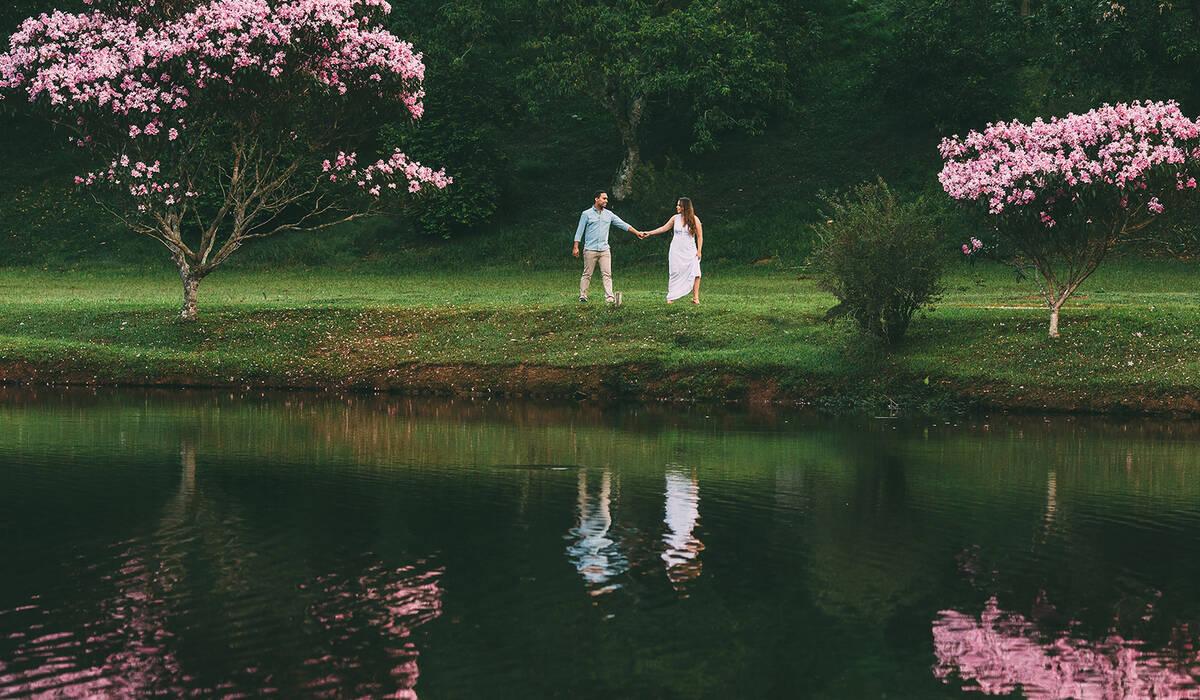 Pre Wedding de Hadassa e Allan