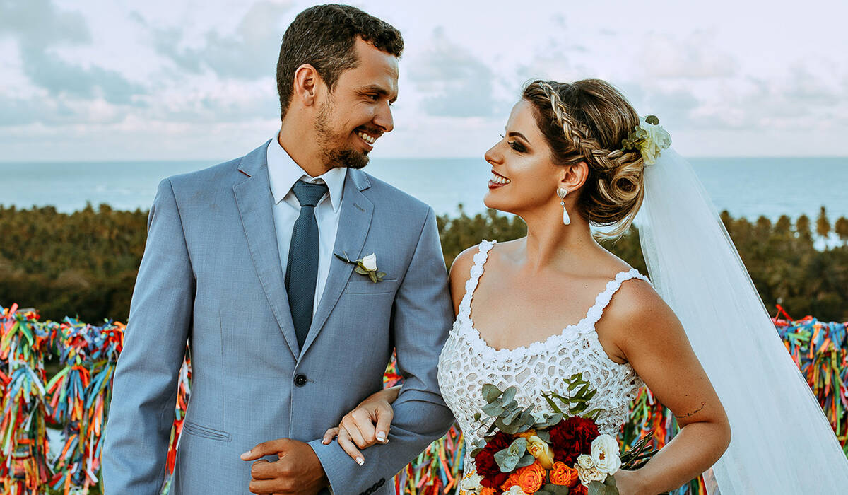Casamento de Luciana e Raphael