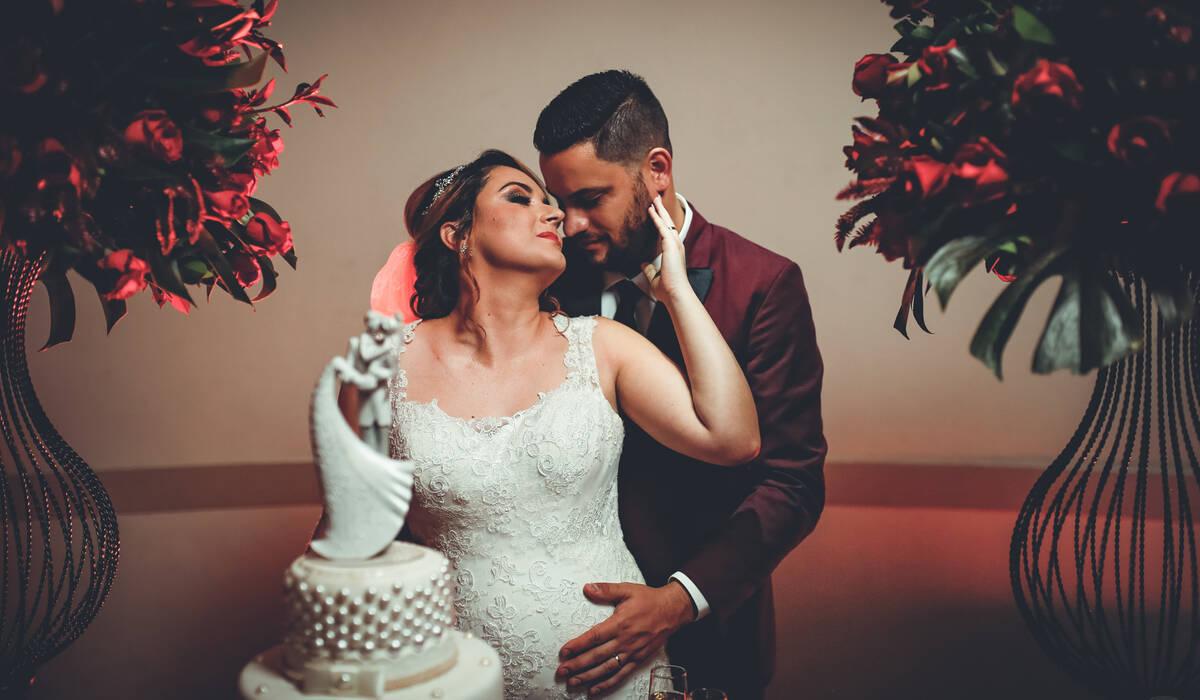 Casamento de Denise & Thiago