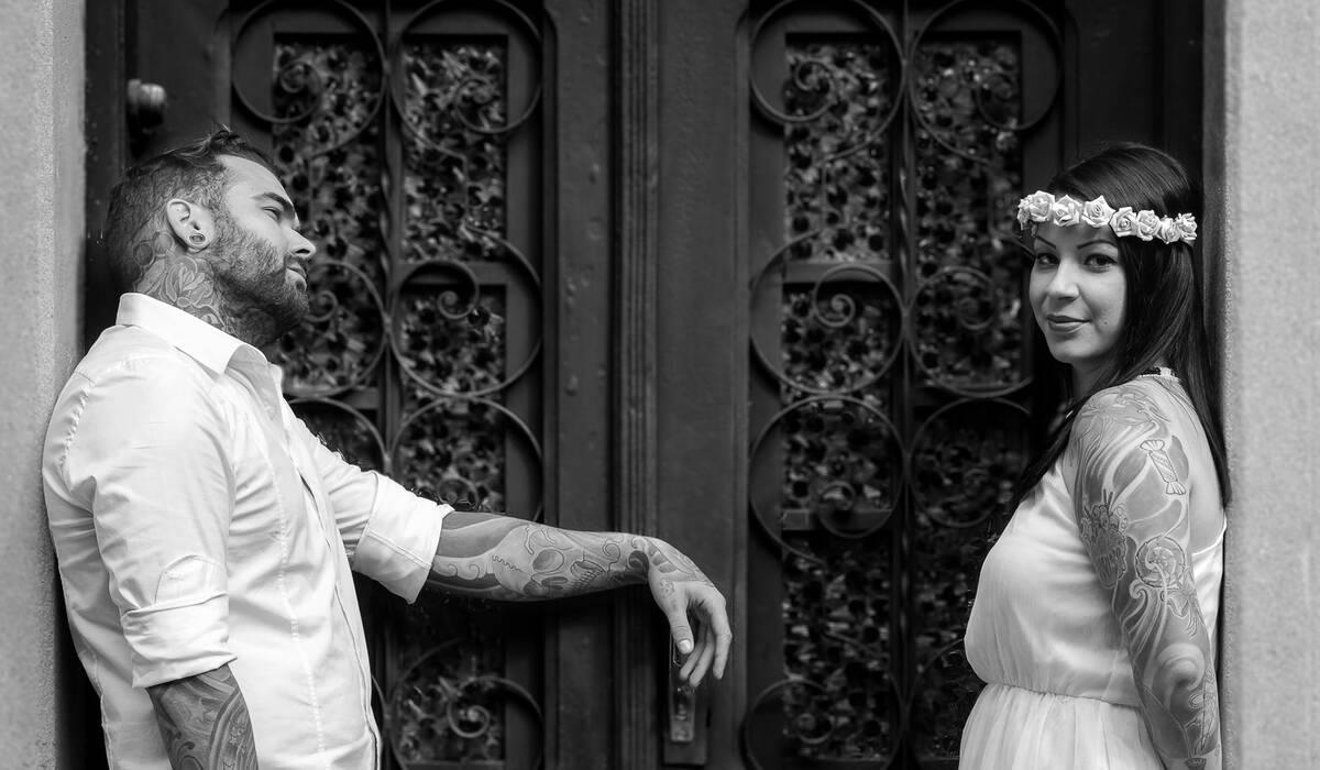 Pré Wedding de Jéssica & Paulo