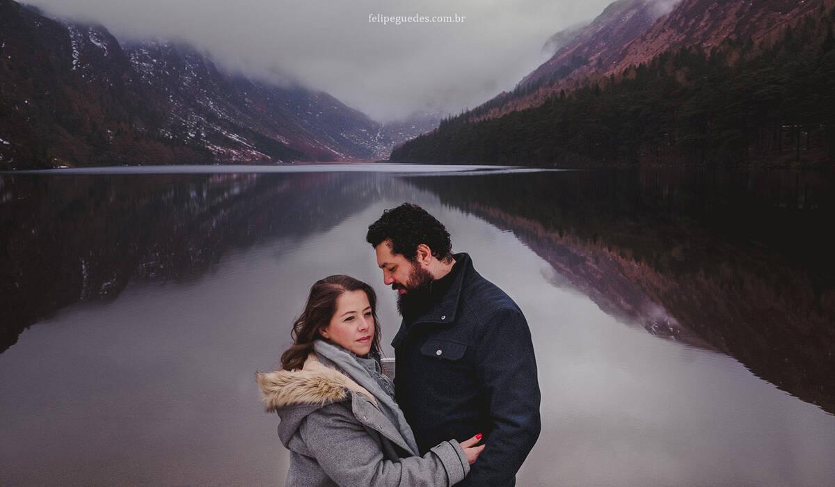 Ensaio Pré-casamento de Mariana e Ademir