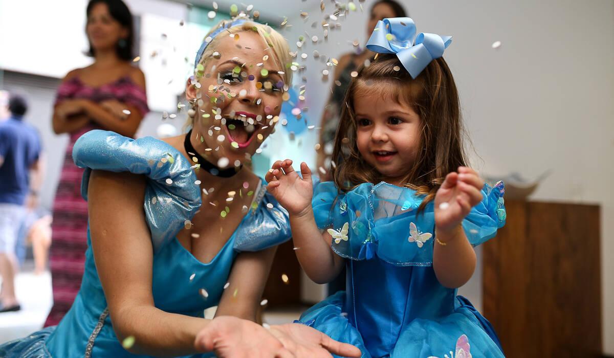 Festa Infantil de Júlia 3 aninhos