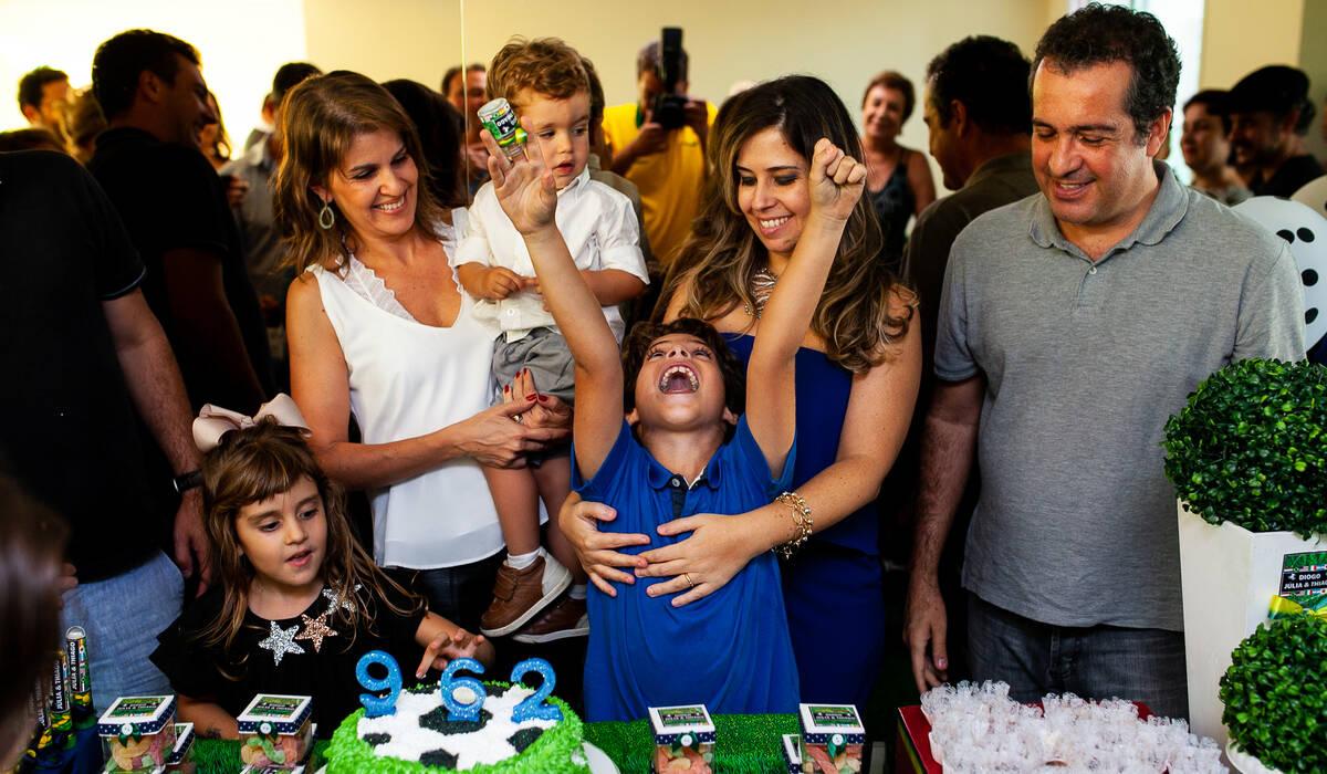 Festa Infantil de Diogo, Júlia e Thiago