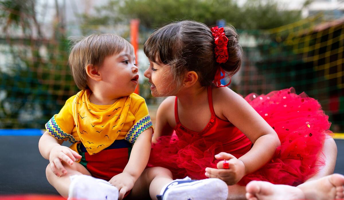Festa Infantil de Bia e Lucas