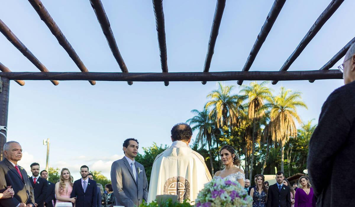 Casamento de Sabrina & Anderson