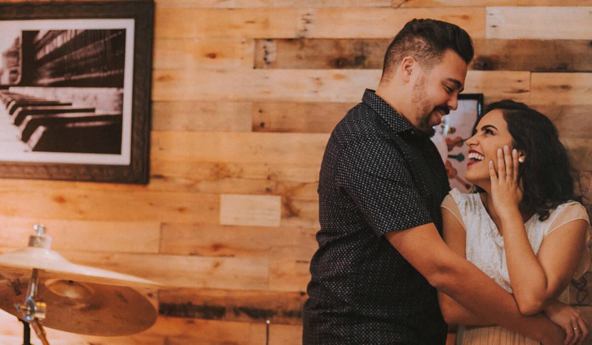 Ensaio Pré Wedding de Thais e Thiago