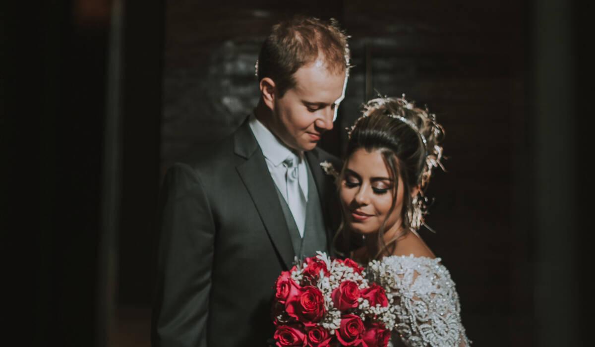 Casamento de Dani