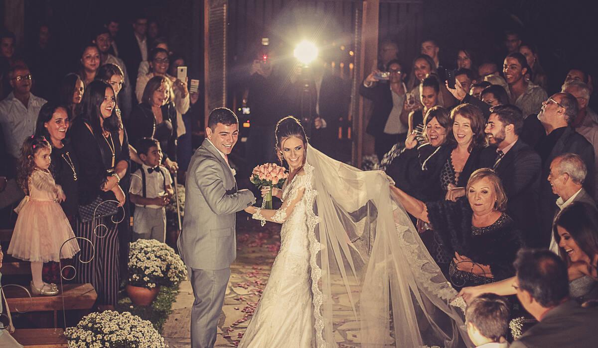 Casamento de A + E