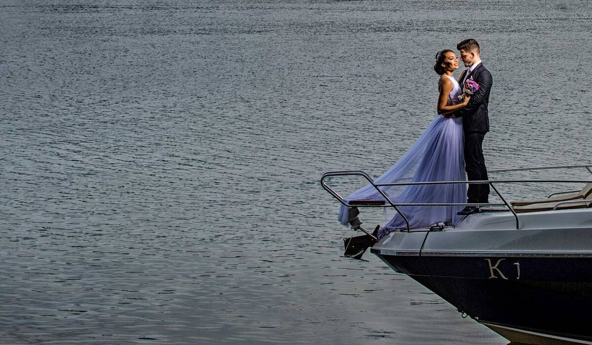 Trash the Dress de Camila + Edvyn