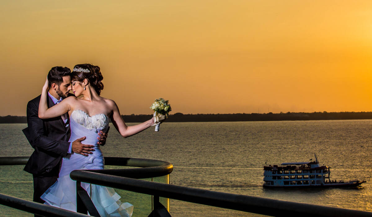 Trash the Dress de Marta + Leonardo