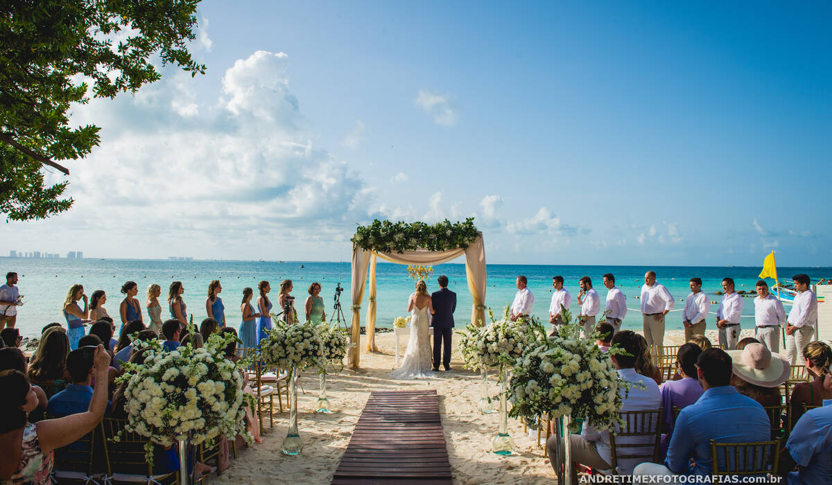 Destination Wedding de Marina & Lucas