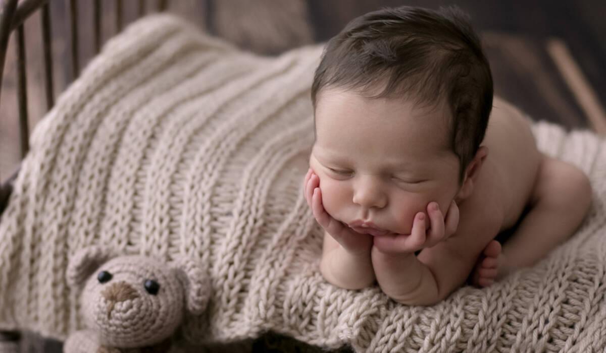 Newborn de Miguel | 11 dias