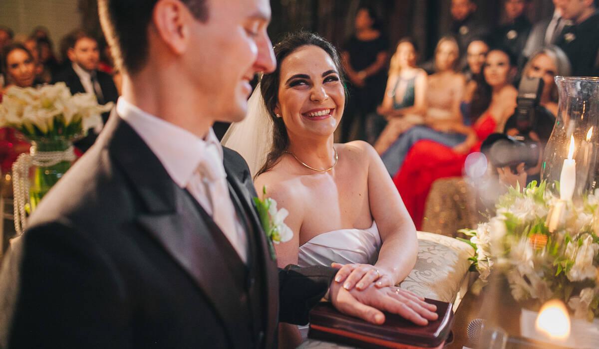 Casamento de Doris + João
