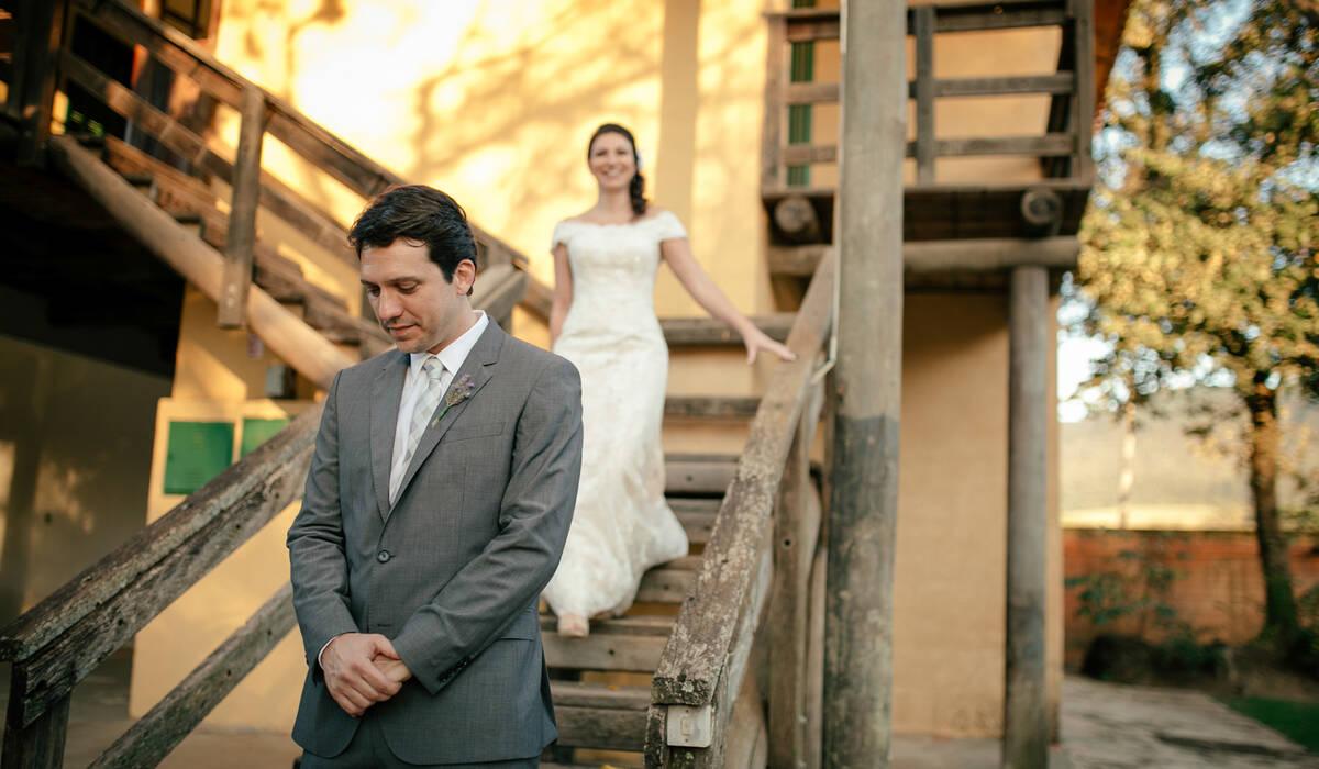 Casamento de Fernanda + Alexandre