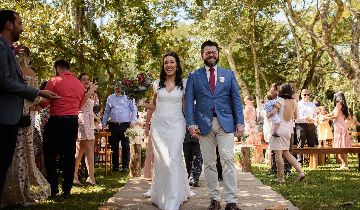 casamento de ADRIANA + FELIPE