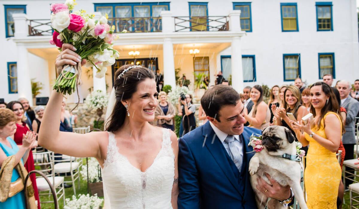 Casamento de Fernanda e Marcus