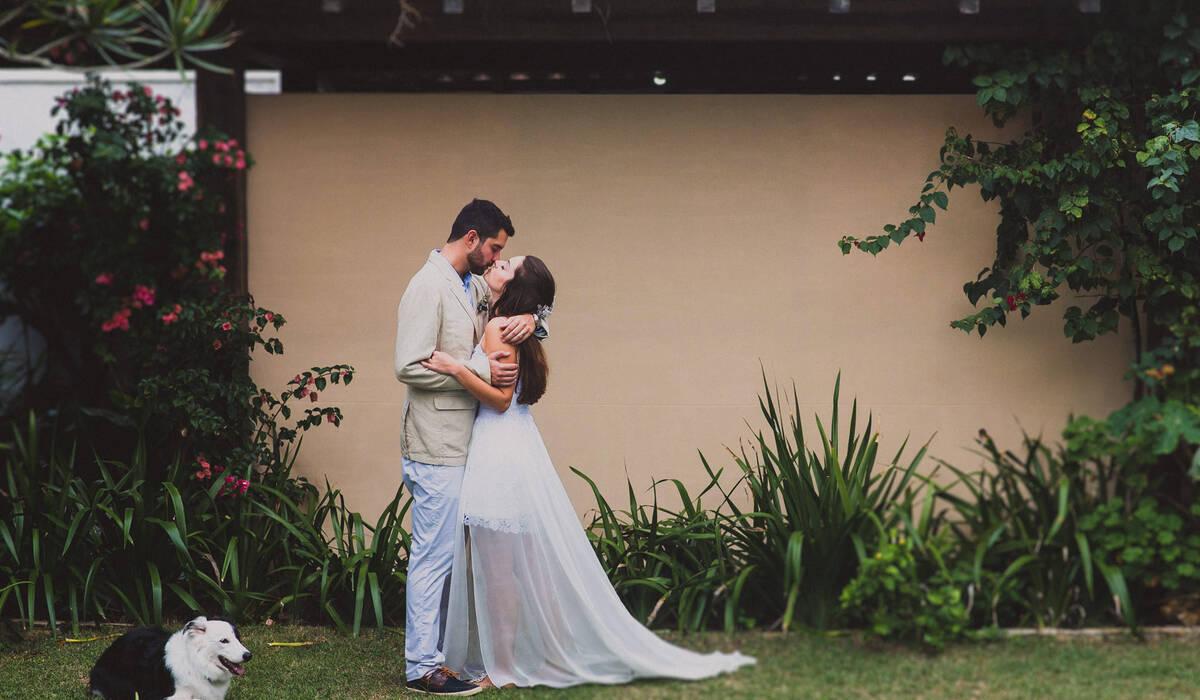 Casamento de Nina e Nando