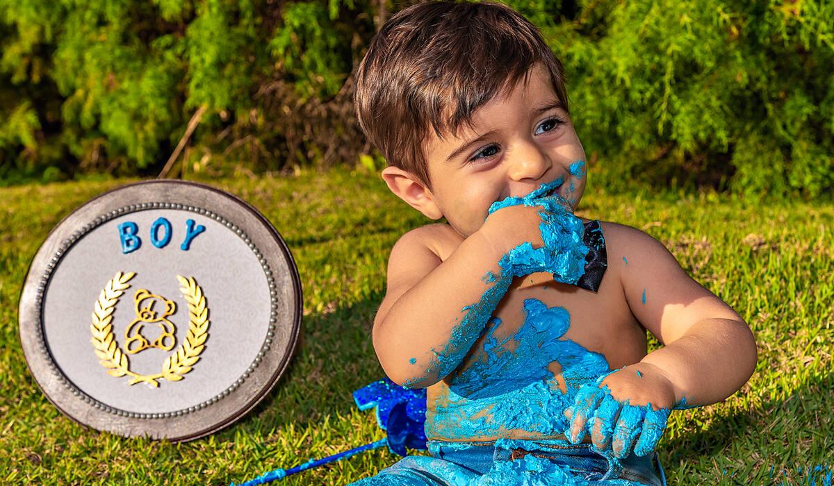 de Smash the Cake do Vicente
