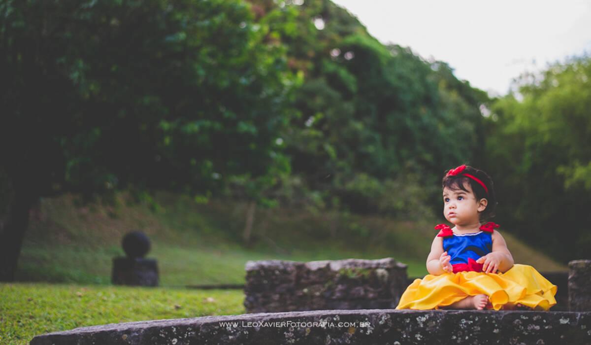 Ensaio de Maria Luiza | 1 aninho