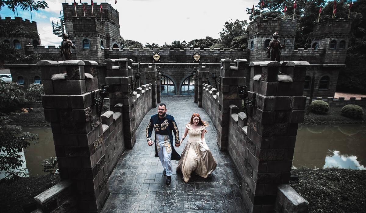 Pre Wedding de Barbara e Marcelo