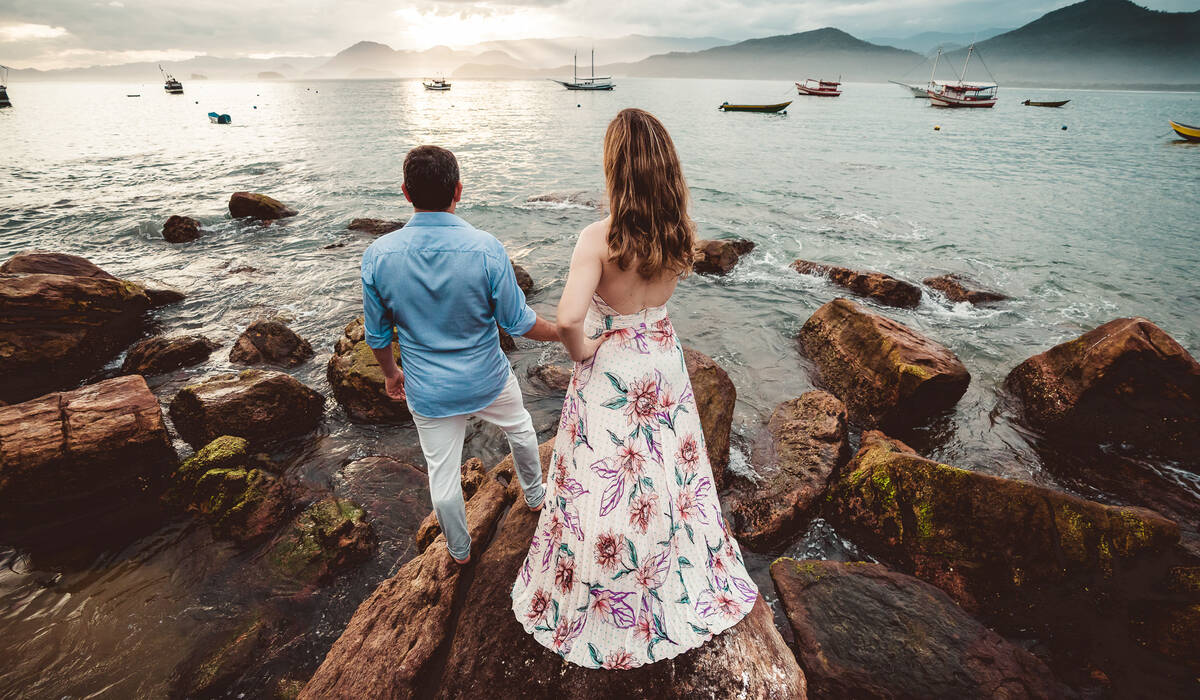 Pre Wedding de Cláudia e Eduardo