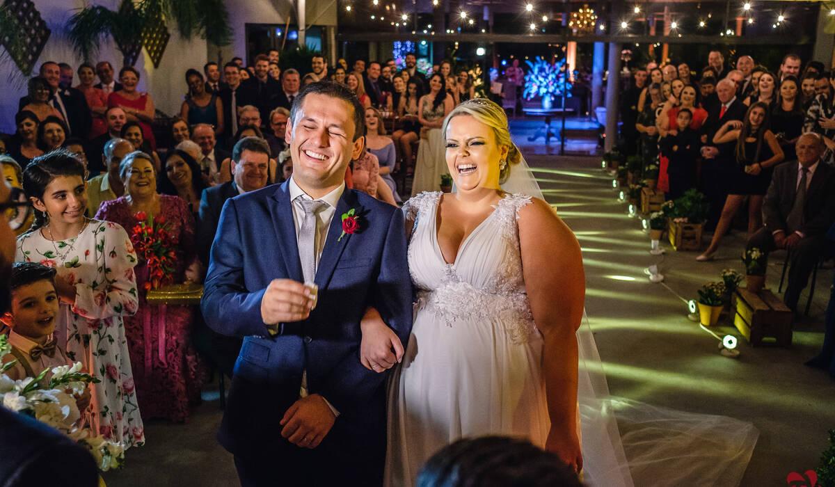 Casamento de Daiana e Cristiano