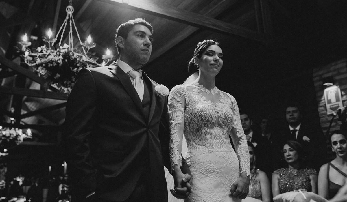 CASAMENTO de Stephanie e Guto