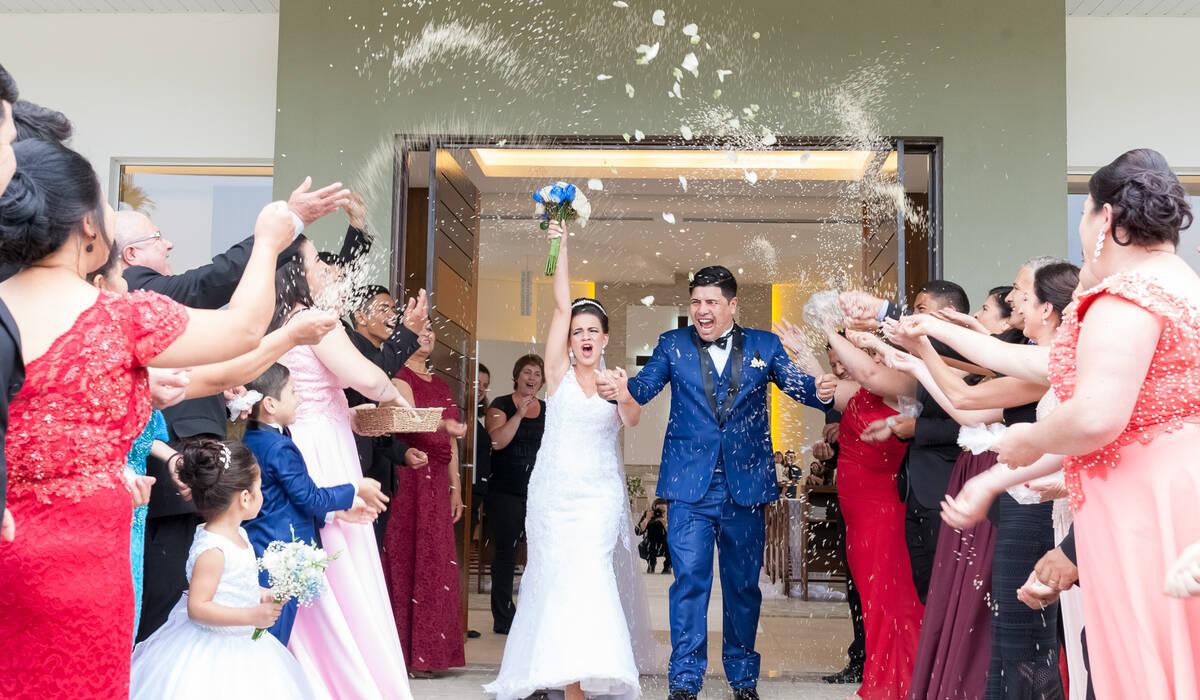 Casamento de Amanda e Mauricio