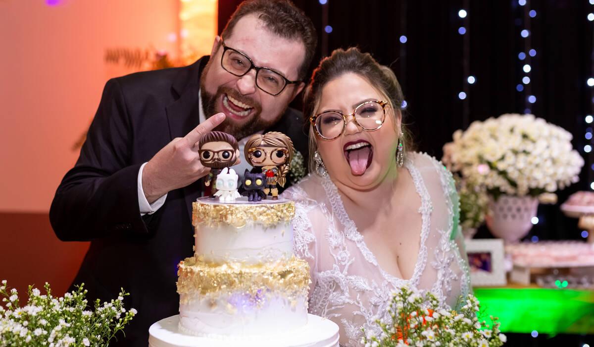 Casamento de Manu e Roberto