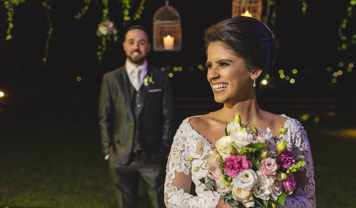 Casamento de Pri e Nado