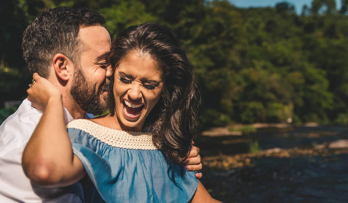 Ensaio Pré Casamento de Pri e Nado