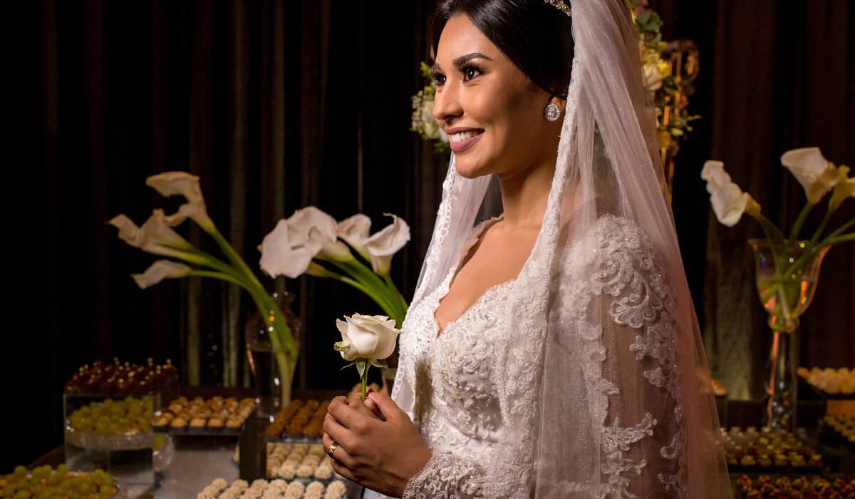 Casamento de CAMILA + GEORGE