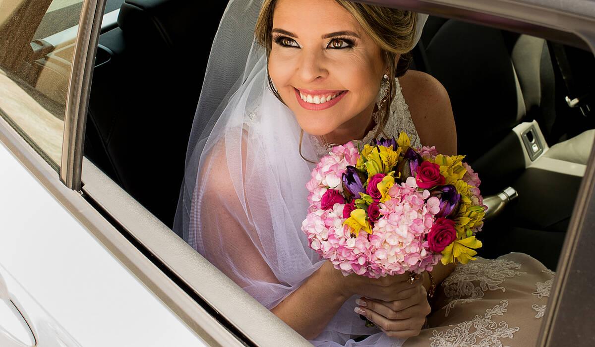 Casamento de Heloisa e Sangerson