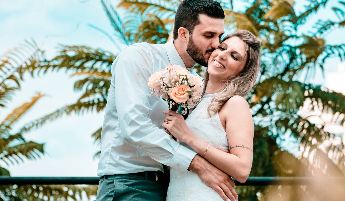 MINI WEDDING de Estelle & Pietro