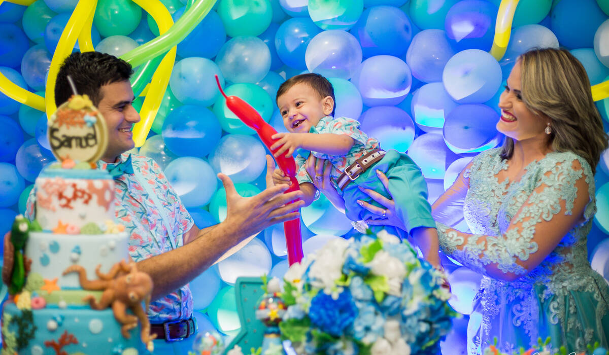 FESTA INFANTIL de 01 ANINHO DO SAMUEL