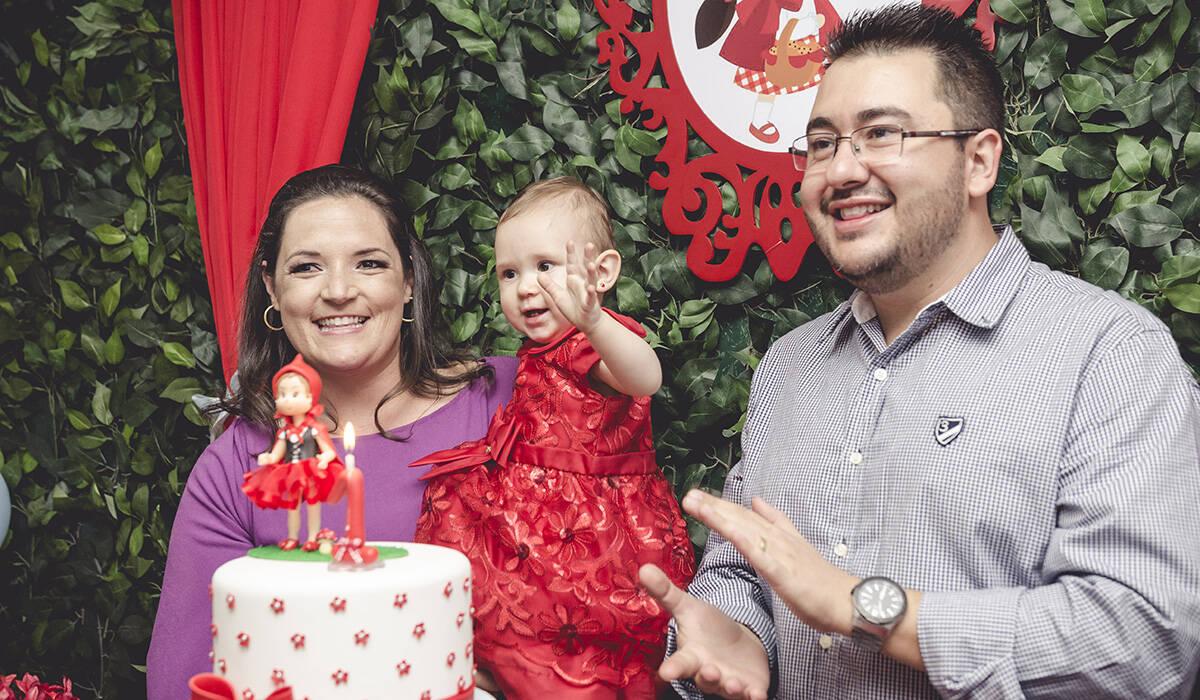 Aniversário Infantil da de Luiza