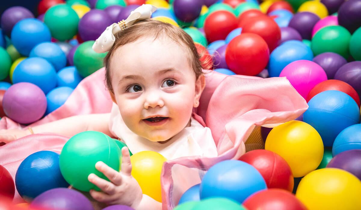 Fotografia Festa Infantil Curitiba de Laura