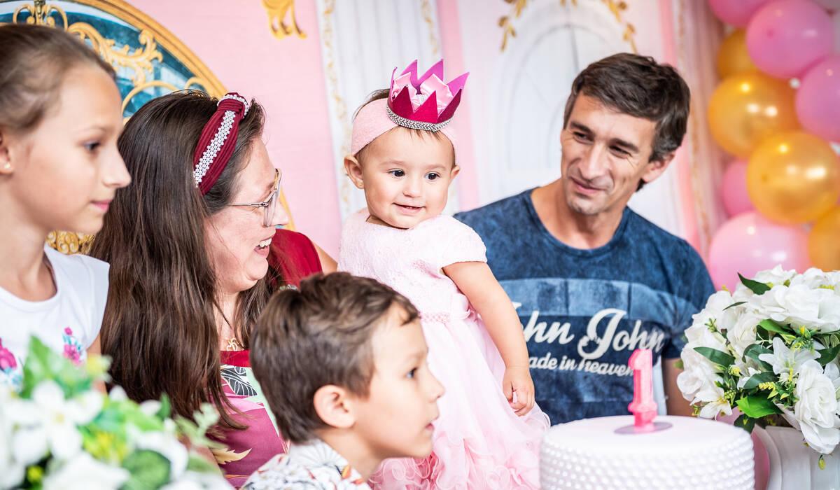 FOTOGRAFIA FESTA INFANTIL CURITIBA de KAMYLI