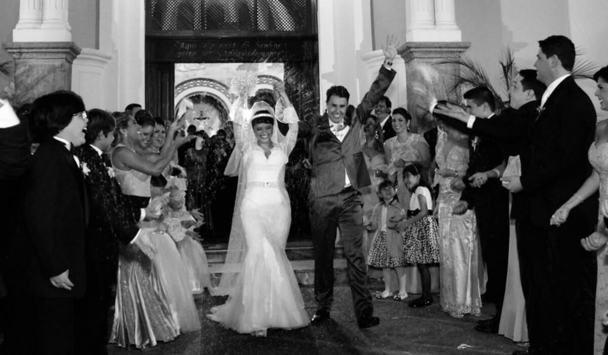 Casamento de Adriana e Matheus