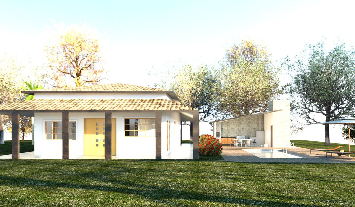 Residencial de Rancho Virgem da Lapa