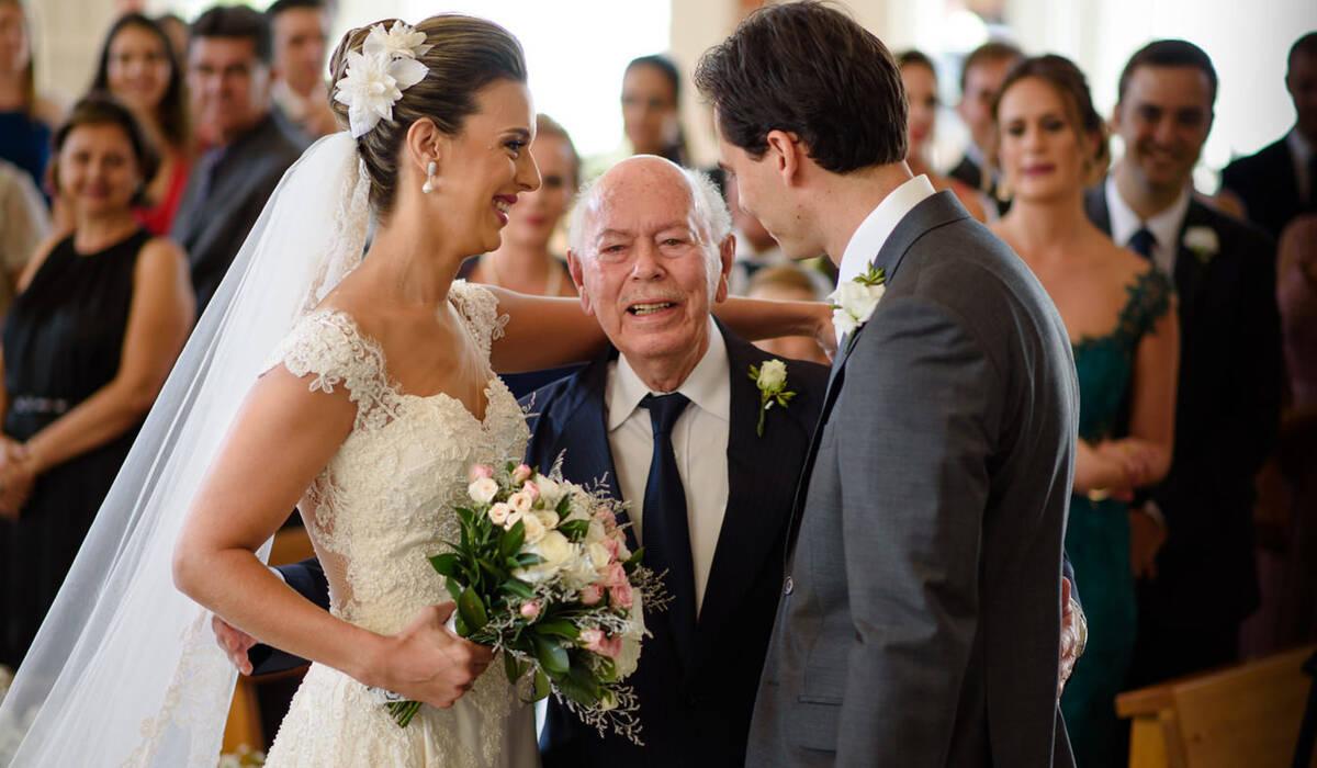 casamento de Paula e Alexandre