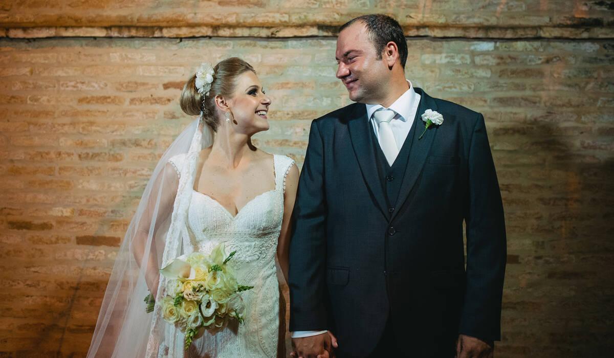 casamento de Mônica e Raul
